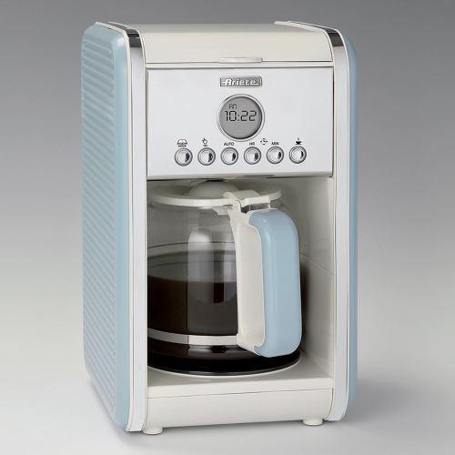 Cafetera Vintage Ariete De Goteo Vidrio Filtro 12 Tazas