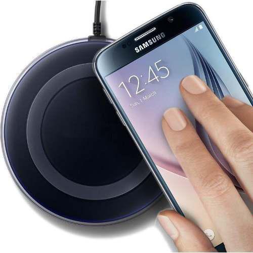 Cargador Inalambrico Para Samsung S8 Plus S7 Edge Note 8 S6