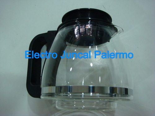 Jarra Vidrio Cafetera Atma Ca8170 Ca8180 Genérica - Palermo