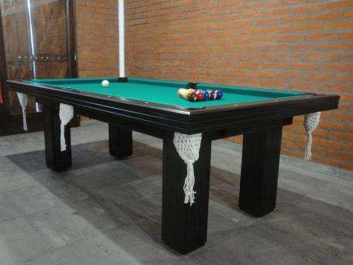 Mesa de pool con tapa living comedor en Buenos Aires