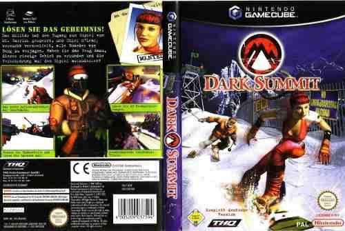 Nintendo Gamecube Dark Summit Original Usado Impecable
