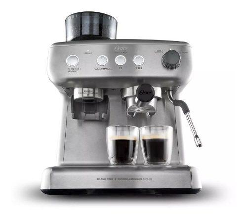 Oster 7300 Barista Max Cafetera Espresso P/ Amantes Del Cafe