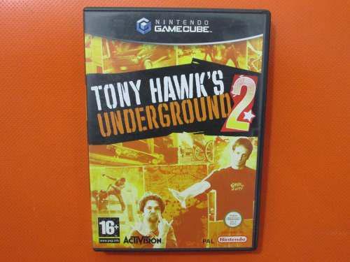 Tony Hawk's Underground 2 Original Nintendo Gamecube Pal