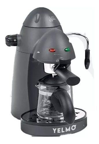 Yelmo Ce5106 Cafetera Expresso C/vapor 6 Bares Capuccino