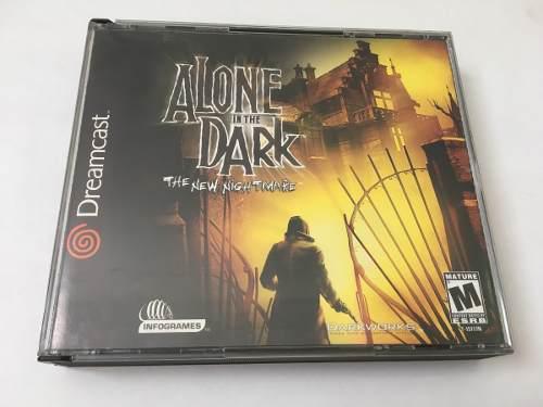 Alone In The Dark Original Dreamcast Loop123