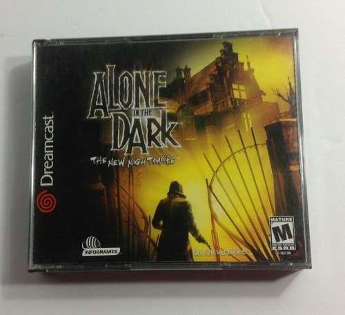 Alone In The Dark - Sega Dreamcast