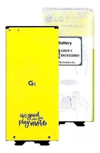 Bateria Lg G5 H850 H860 Bl-42d1f Nueva Sellada 100% Original