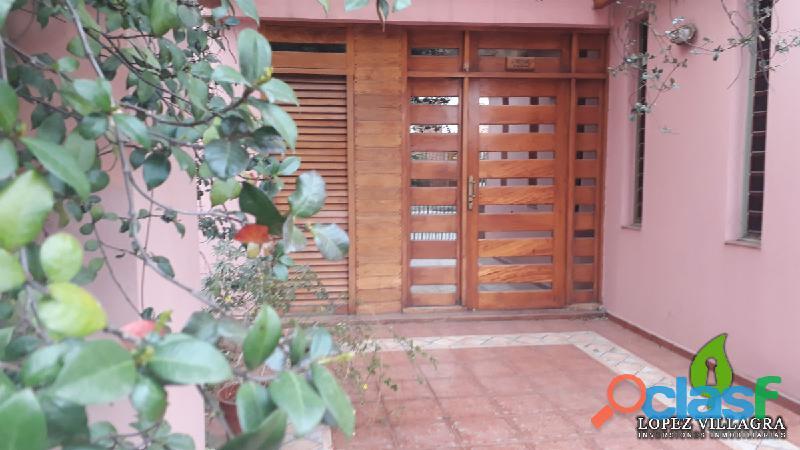 Casa en Alquiler 3 Dor. mejor zona de B° Bajo Palermo