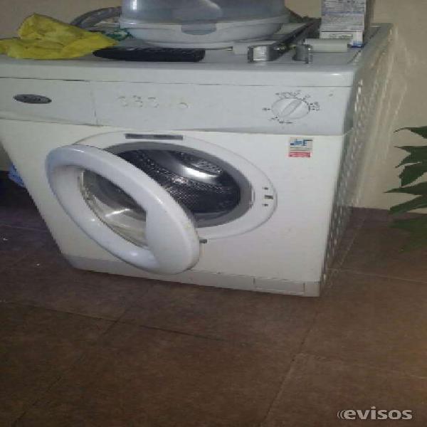 Compro lavarropas sin funcionar en Córdoba