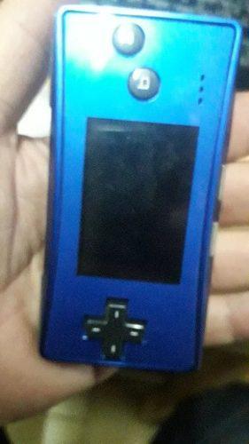 Consola Portatil Nintendo Gameboy Micro