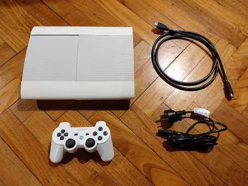 Consola Sony Ps3 250gb Muy Poco Uso!
