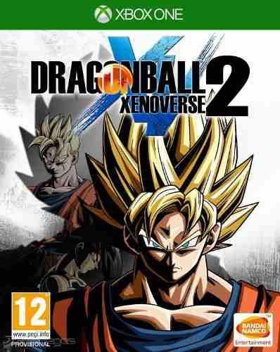 Dragon Ball Xenoverse 2 Xbox One Codigo Original