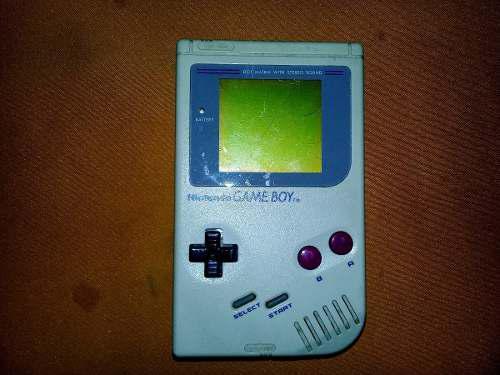 Game Boy Classic En Caja + Juegos