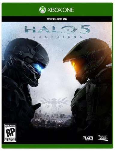 Halo 5 Juego Xbox One Microsoft Nuevo Fisico Sellado