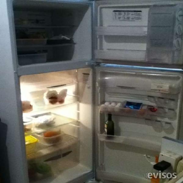 Heladera con freezer. no frost. en Almagro