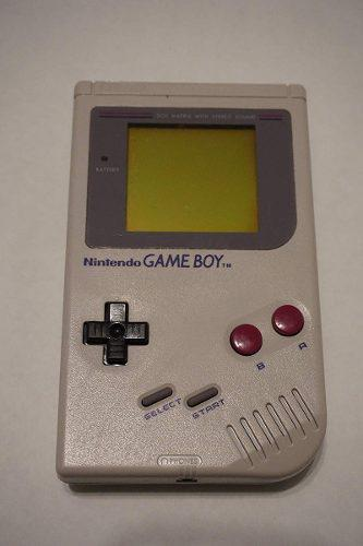 Increible Combo Completo De Game Boy Classic!!!