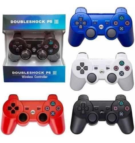 Joystick Ps3 Play Station 3 Mando Josting Ps3 Colores