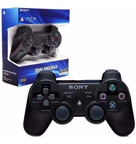 Joystick Ps3 Sony Dualshock Play 3 Original En Caja Obelisco