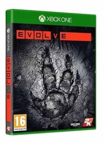 Juego Evolve X Box One Nuevo Fisico Sellado