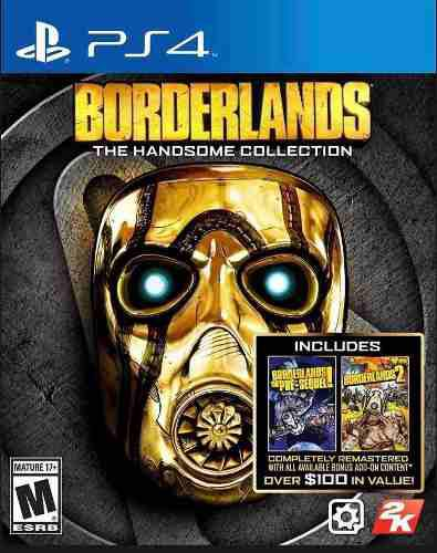 Juego Xbox One Borderlands The Habdsome Collection Fisico