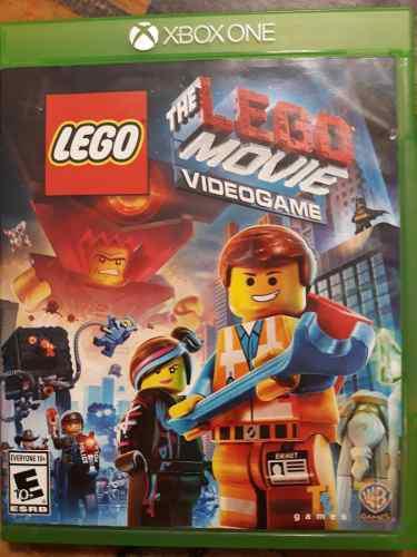 Juego Xbox One. Lego Movie. Fisico