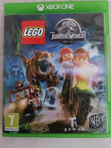 Lego Jurassic World Xbox One. Juego Original Con Poco Uso
