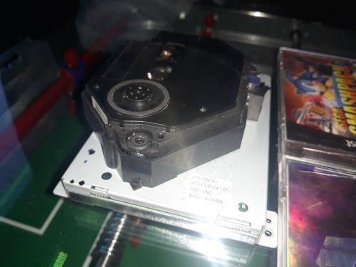 Lote Juegos Originales De Dreamcast Y Laser Original