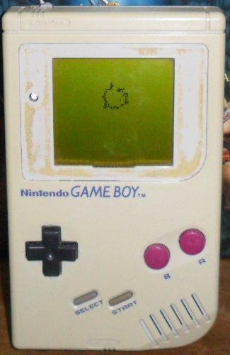 Nintendo Game Boy Game Boy Classic Con Tapa Pilas Y Detalles