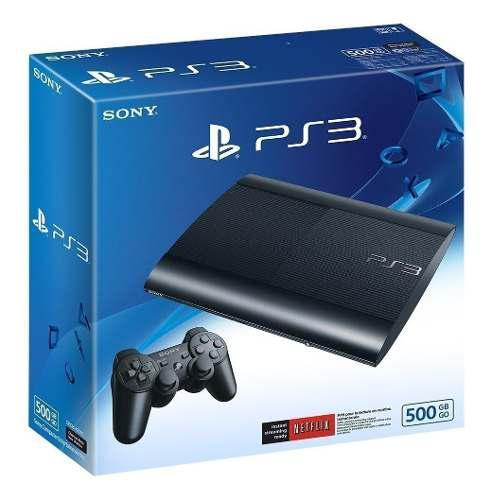 Playstation 3 500gb + The Last Of Us Nueva Caja Cerrada!!!