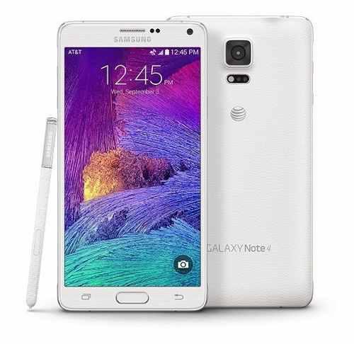 Samsung Galaxy Note 4! Libre! 4g Lte! Detalle Bateria Anker