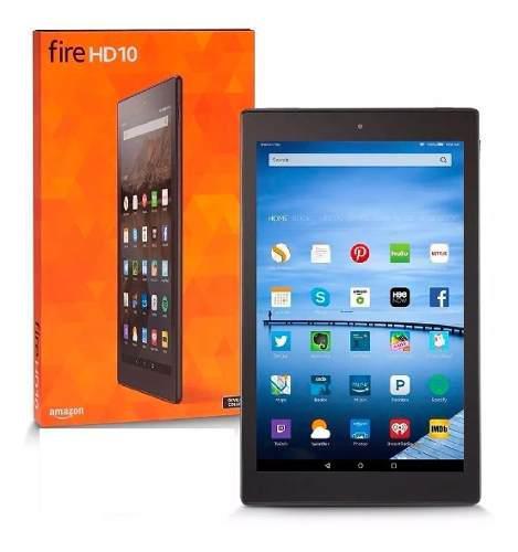 Tablet Amazon Fire Hd10 Alexa 10 Pulgadas 32gb