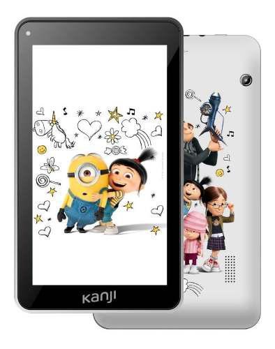 Tablet Infantil De Minions 16gb 1gb Ram + Funda De Silicona