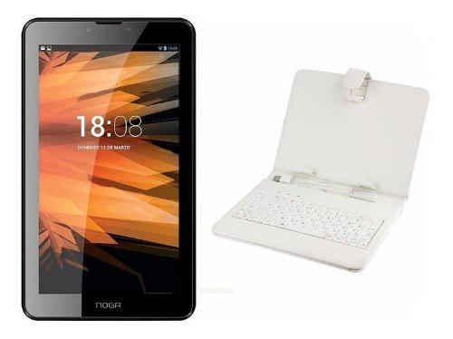 Tablet + Telefono 7 Quadcore 8gb 3g Smart Netflix + Funda
