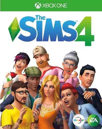 The Sims 4 Xbox One Juego Blu-ray Original Físico Sellado