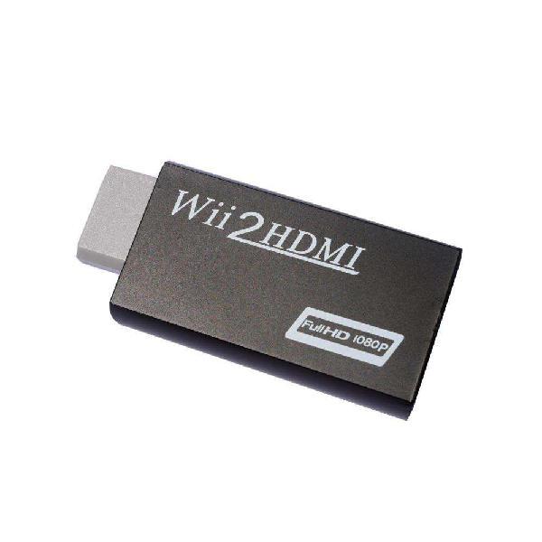 Adaptador Wii A Hdmi Y Audio 3.5mm