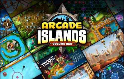 Arcade Islands Volume One Ps4 Digital 2°33 Juegos Enviamos