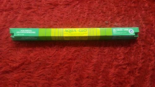 Excelente Tubo Importado Aqua Glo Para Reptiles 14 W