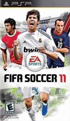 Fifa Soccer 11 - Sony Psp Juego Psp