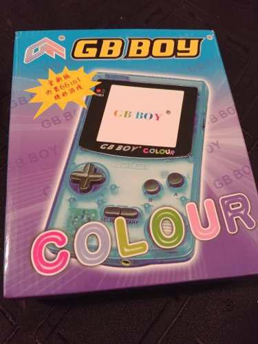 Gb Boy Colour Simil Nintendo Game Boy