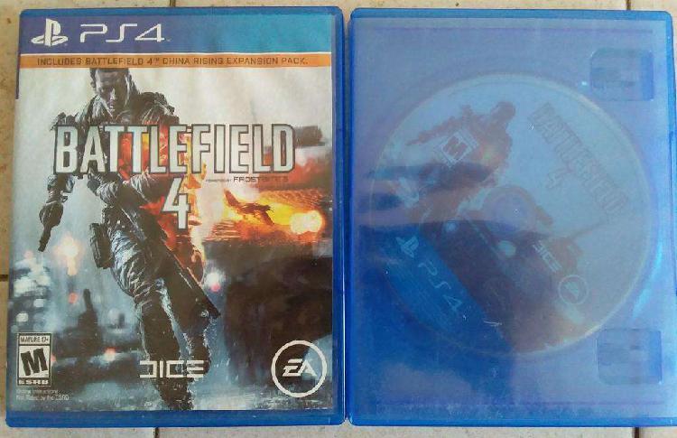 Juego Físico Original BATTLEFIELD 4 Playstation 4 Ps4