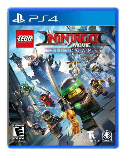 Juego Playstation 4 Lego The Ninjago Movie Ps4 / Makkax