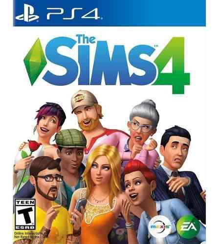 Juego Playstation The Sims 4 Ps4 / Makkax