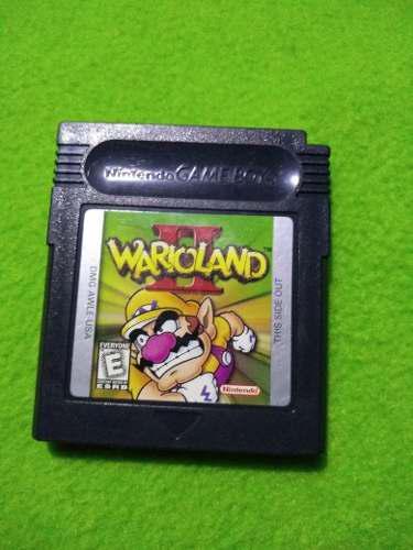 Juego Warioland 2 Para Game Boy Color