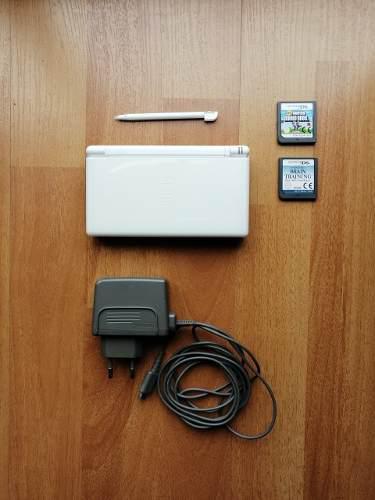 Nintendo Ds Lite Blanca