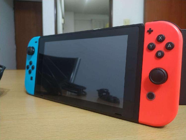 Nintendo Switch Exelente Estadodosjuego