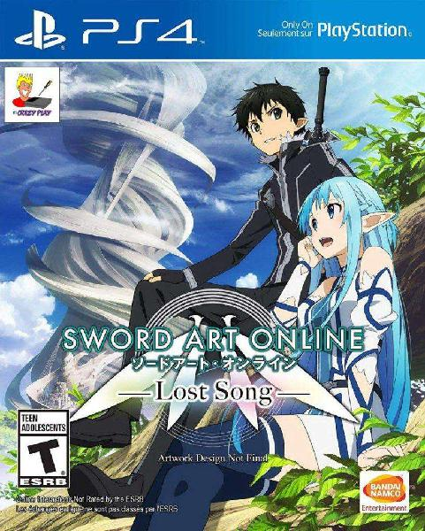 Sword Art Online: Lost Song Playstation 4 SELLADO