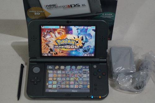Vendo New Nintendo 3ds Xl Con Cargador De Pared Incluido