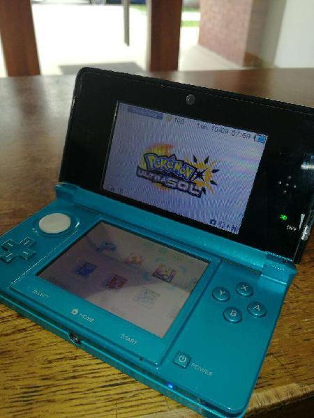 Vendo O Permuto Nintendo 3ds Flasheada