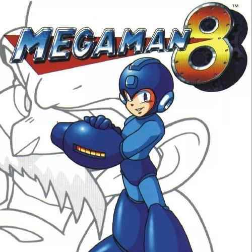 Megaman 8 - (ps1) Para Pc - Juego Completo - Digital