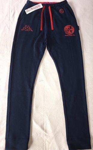Pantalon Algodon Club Atletico San Lorenzo De Almagro Kappa